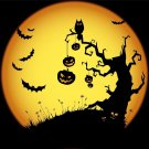 Halloween Wall Print POSTER Decor 32x24