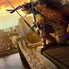 Teenage Mutant Ninja Turtles 2 Movie Wall Print POSTER Decor 32x24