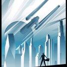 Star Trek Into Darkness Movie Wall Print POSTER Decor 32x24