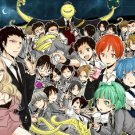 Assassination Classroom Anime Wall Print POSTER Decor 32x24