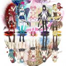 Puella Magi Madoka Magica Anime Wall Print POSTER Decor 32x24