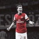 Mesut Ozil Football Star Wall Print POSTER Decor 32x24