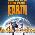 Escape From Planet Earth Movie Wall Print POSTER Decor 32x24