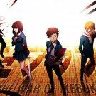 Durarara TV Anime Wall Print POSTER Decor 32x24