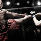 Jon Jones Wall Print POSTER Decor 32x24