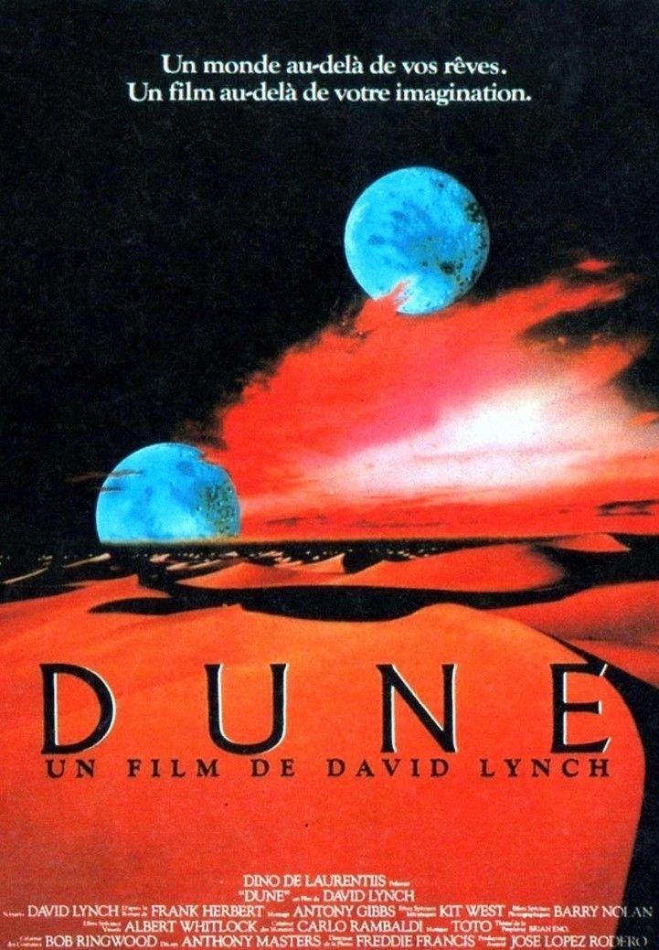 David Lynch S Dune Movie Wall Print POSTER Decor 32x24