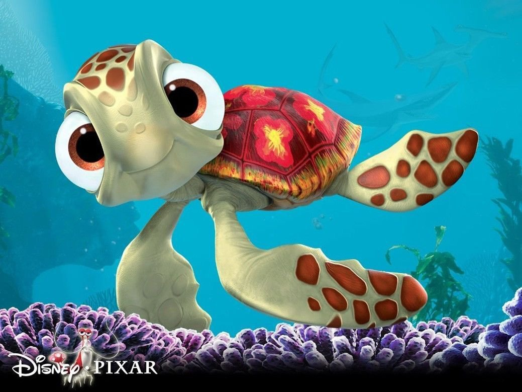 Finding Nemo 2 Movie Wall Print POSTER Decor 32x24