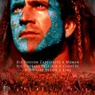 Braveheart Movie Wall Print POSTER Decor 32x24