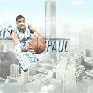Chris Paul Basketball Star Wall Print POSTER Decor 32x24