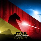 Star Wars The Force Awakens Wall Print POSTER Decor 32x24