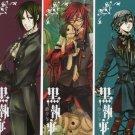 Kuroshitsuji Japan Anime Wall Print POSTER Decor 32x24