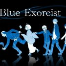 Ao No Blue Exorcist Anime Wall Print POSTER Decor 32x24
