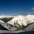 Alps Snow Mountains Wall Print POSTER Decor 32x24