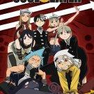 Soul Eater Japanese Manga Anime Wall Print POSTER Decor 32x24