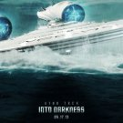 Star Trek Into Darkness Movie Wall Print POSTER Decor 32x24