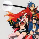Tengen Toppa Anime Wall Print POSTER Decor 32x24