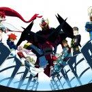 Tengen Toppa Anime Wall Print POSTER Decor 32x24