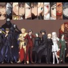 Fate Zero Anime Wall Print POSTER Decor 32x24