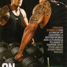 The Rock Dwayne Johnson Wall Print POSTER Decor 32x24