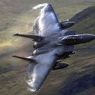F 15 Eagle Fighter Wall Print POSTER Decor 32x24