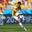 James Rodriguez Football Star Wall Print POSTER Decor 32x24