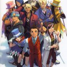 Phoenix Wright Ace Attorney Dual Destinies Wall Print POSTER Decor 32x24