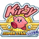 Kirby Star Game Wall Print POSTER Decor 32x24