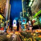 New York NY City Landscape Wall Print POSTER Decor 32x24
