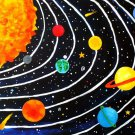 Cosmos Solar System Space Wall Print POSTER Decor 32x24