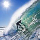 Surfer Wall Print POSTER Decor 32x24