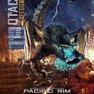 Pacific Rim Movie Wall Print Poster Decor 32x24