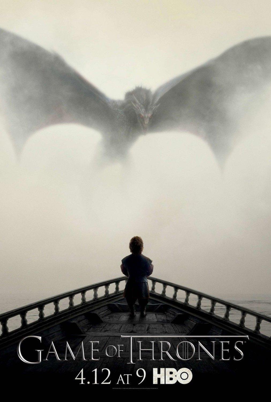 Game Of Thrones GOT Winter Coming Season Wall Print POSTER Decor 32x24