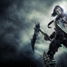 Darksiders Wrath Of War Game Wall Print POSTER Decor 32x24