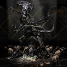 Alien Queen Movie Wall Print POSTER Decor 32x24