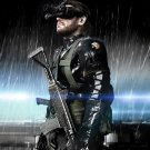Metal Gear Solid 4 Game Wall Print POSTER Decor 32x24