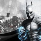 Batman Arkham City Wall Print POSTER Decor 32x24
