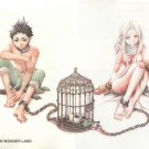 Deadman Wonderland Anime Wall Print POSTER Decor 32x24