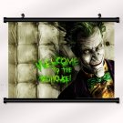 Joker Batman Arkham City Wall Print POSTER Decor 32x24