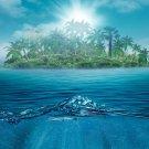 Landscape Nature Sea Ocean Motivational Wall Print POSTER Decor 32x24