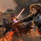 Star Wars The Old Republic Game Wall Print POSTER Decor 32x24