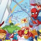 Super Hero Squad Game Wall Print POSTER Decor 32x24