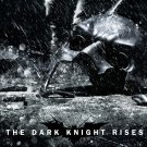 The Dark Knight Rises Batman 2012 Movie Wall Print POSTER Decor 32x24