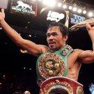 Manny Pacman Pacquiao Boxing Champion Wall Print POSTER Decor 32x24