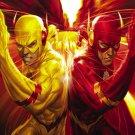 The Flash TV Series Show Seasona Wall Print POSTER Decor 32x24