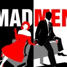 Mad Man TV Show Wall Print POSTER Decor 32x24