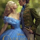 Cinderella 2015 Movie Wall Print POSTER Decor 32x24