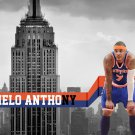 Carmelo Anthony Basketball Star Wall Print POSTER Decor 32x24