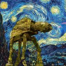 Vincent Van Gogh Starry Night Wall Print POSTER Decor 32x24