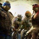 Teenage Mutant Ninja Turtles 2014 Movie Wall Print POSTER Decor 32x24
