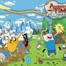 Adventure Time American TV Series Wall Print POSTER Decor 32x24